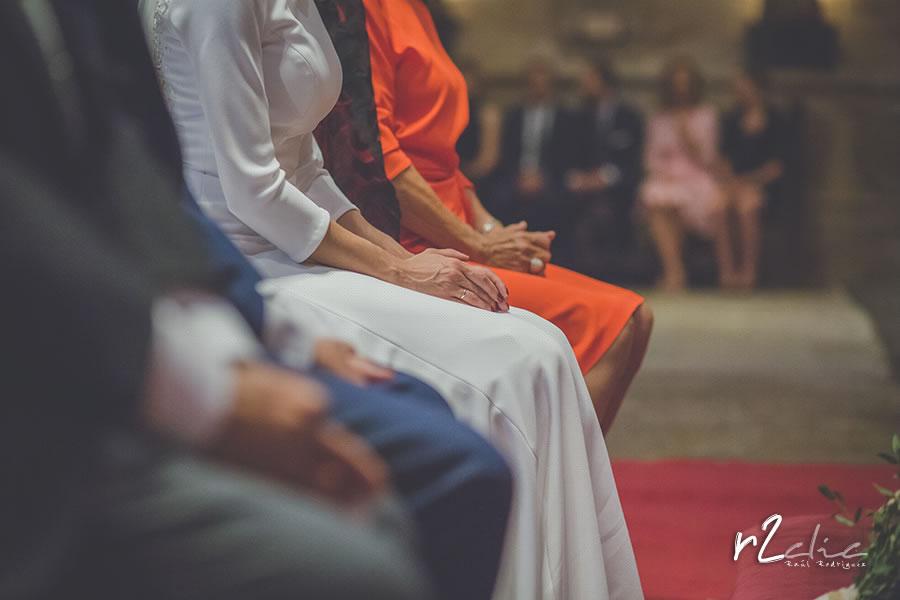 Ceremonia religiosa en la Concatedral de Santa María de Cáceres – Boda C&J