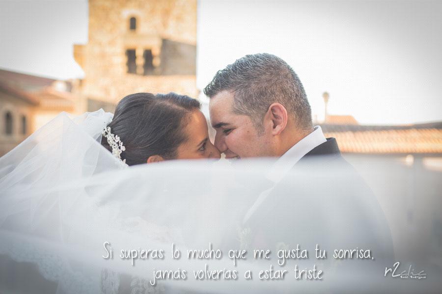 #365VecesTeQuiero – 137 Si supieras lo mucho que me gusta tu sonrisa, jamás volverías a estar triste (Cáceres)