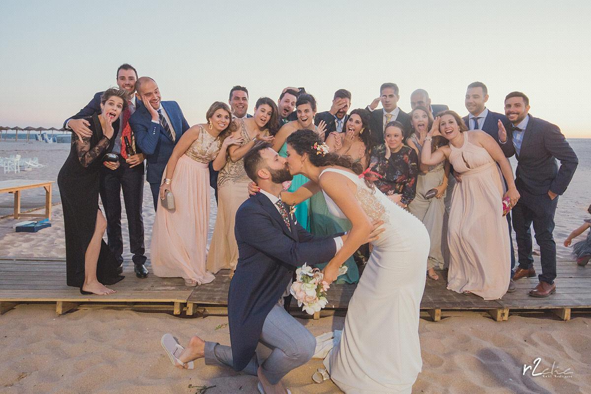 Celebración en Zahara de los Atunes (Cádiz) [Boda G&J]
